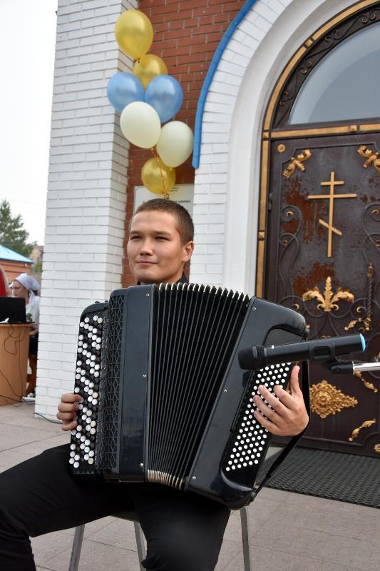 Детско-юношеский фестиваль «Ставленник веры святой»