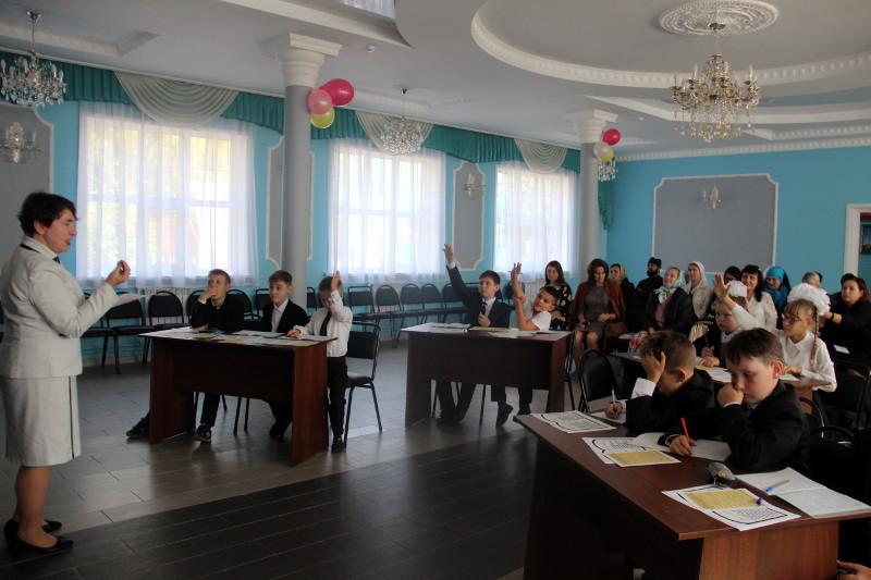 Установочный педагогический совет преподавателей воскресных школ епархии