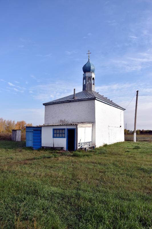 Архиерейская Литургия в храме Архангела Михаила с. Ясновка
