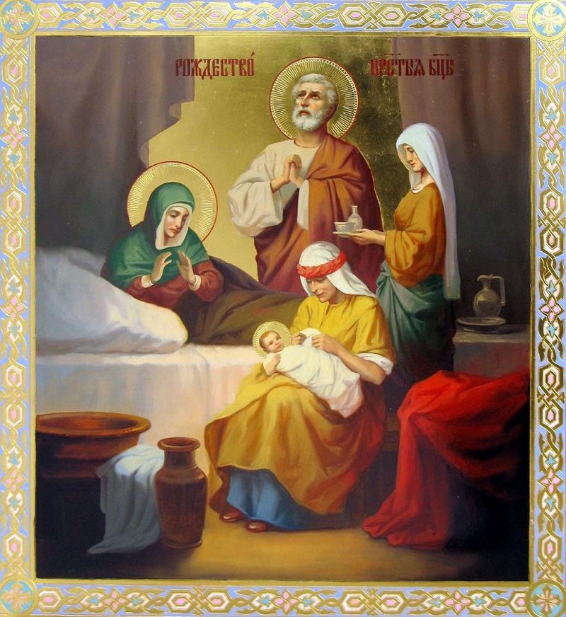 Божественная Литургия в праздник Рождества Пресвятой Богородицы в Казанском храме с. Чистополье