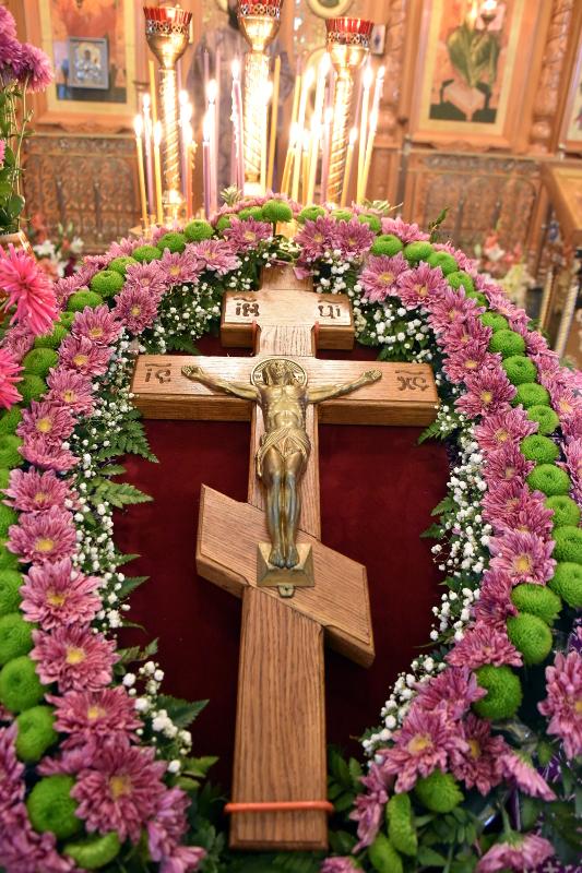 «Кресту Твоему поклоняемся Владыко...»