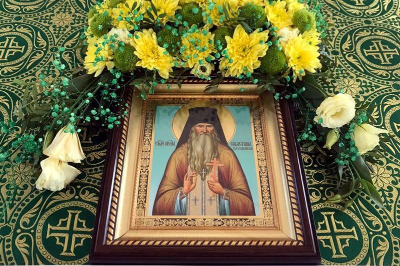 Престольный праздник в Севастиано-Магдалининском храме г. Петропавловска