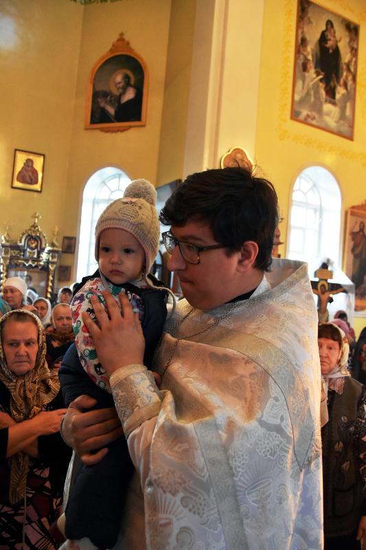 Божественная Литургия в Родительскую субботу