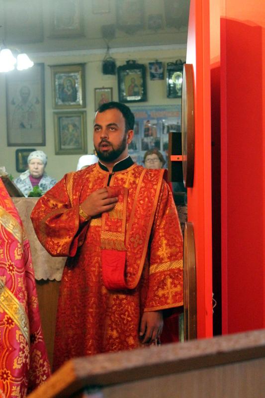 «Кровей твоих струями, Димитрие, Церковь Бог обогри...»