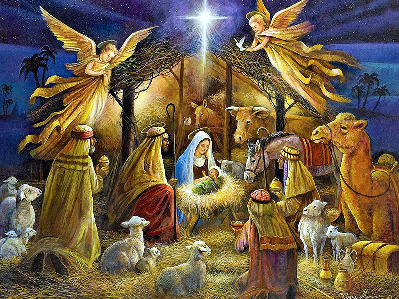 Положение о проведении Х конкурса детского рисунка и декоративно-прикладного творчества «Рождественские фантазии»