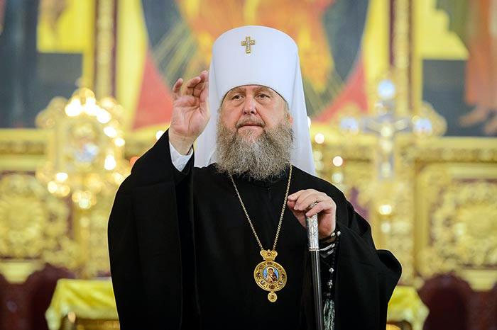 Митрополита Астанайский и Казахстанский Александр