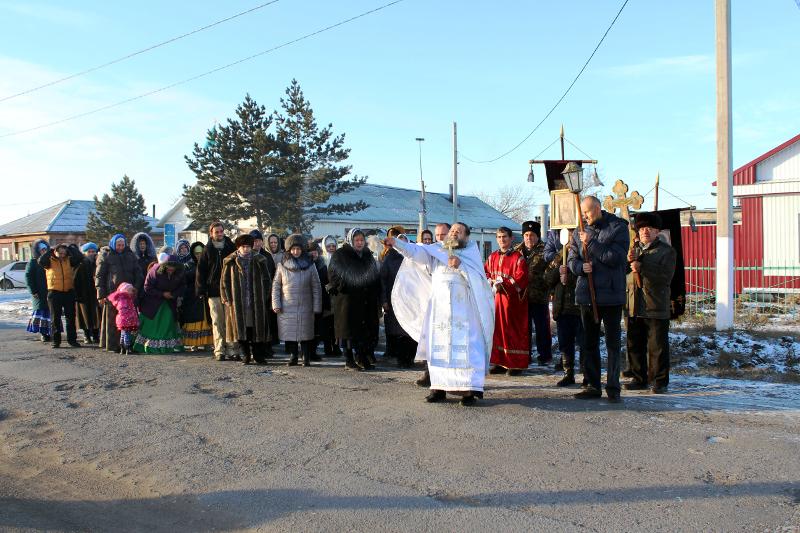 Престольный праздник в храме Архангела Михаила села Пресновка