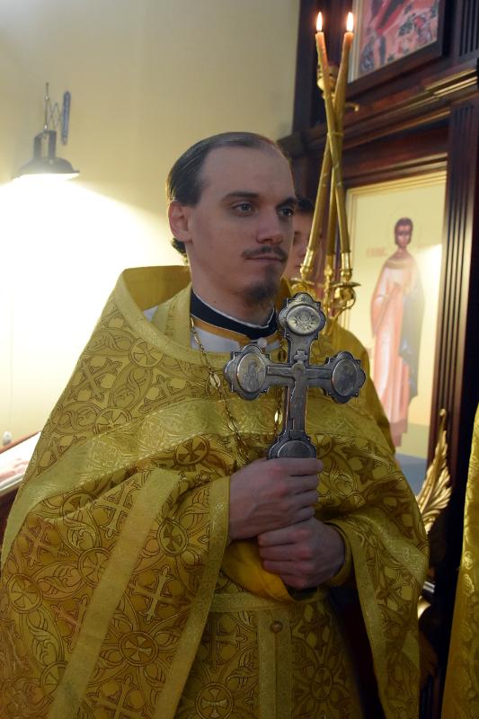 Божественная Литургия в Мефодиевском храме Петропавловска