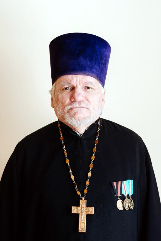 Протоиерей Евгений Яшенькин