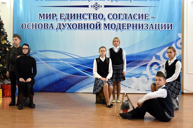 В епархии прошел III Международный детско-юношеский фестиваль-конкурс «Серебряная лира»