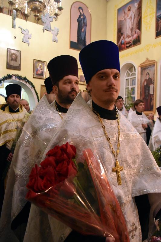 Поздравление правящего архиерея с праздником Рождества Христова