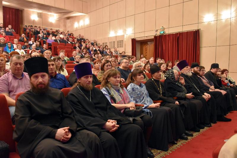 Традиционный Рождественский концерт состоялся в Петропавловске