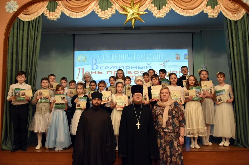 Неделя Православной Молодежи в Петропавловской и Булаевской епархии