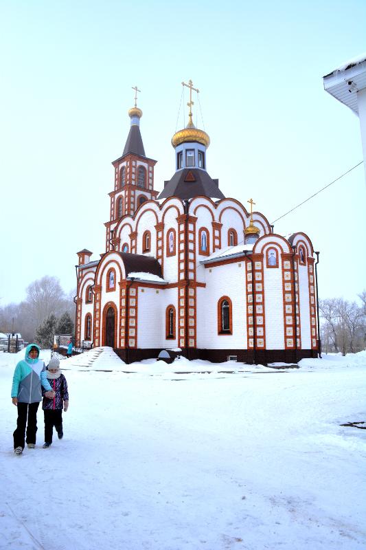 Паломническая поездка к святыням села Архангельского
