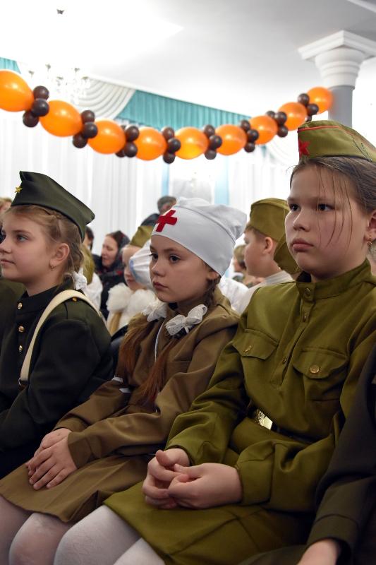 Фестиваль инсценированной песни «Нас музыка к победе вела», посвященный 75-летию Великой Победы