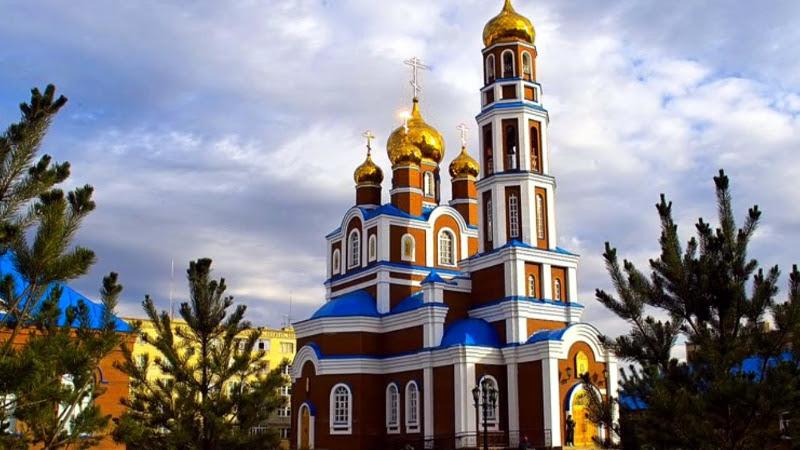 Обращение Преосвященного Владимира, епископа Петропавловского и Булаевского, к православным Северного Казахстана