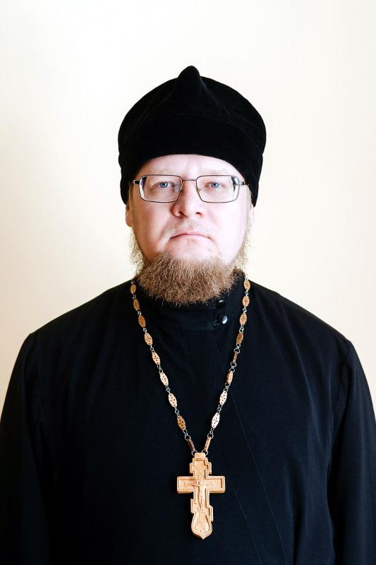 Иерей Михаил Березин