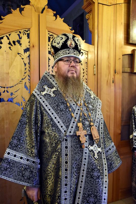 Архиерейская Литургия в день памяти святителя Григория Двоеслова
