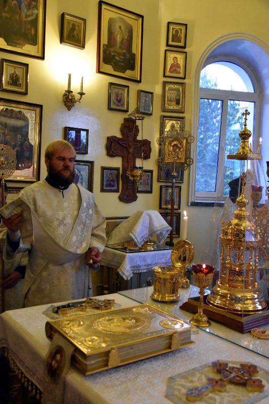 Праздник Преображения Господа Нашего Иисуса Христа в кафедральном соборе