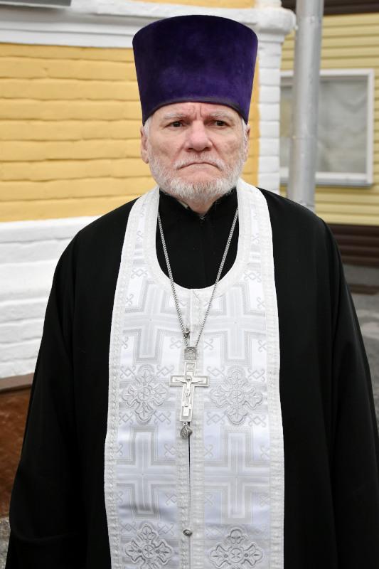 В храме в честь Всех Святых Петропавловска почтили память старейшего в епархии благоукрасителя храма