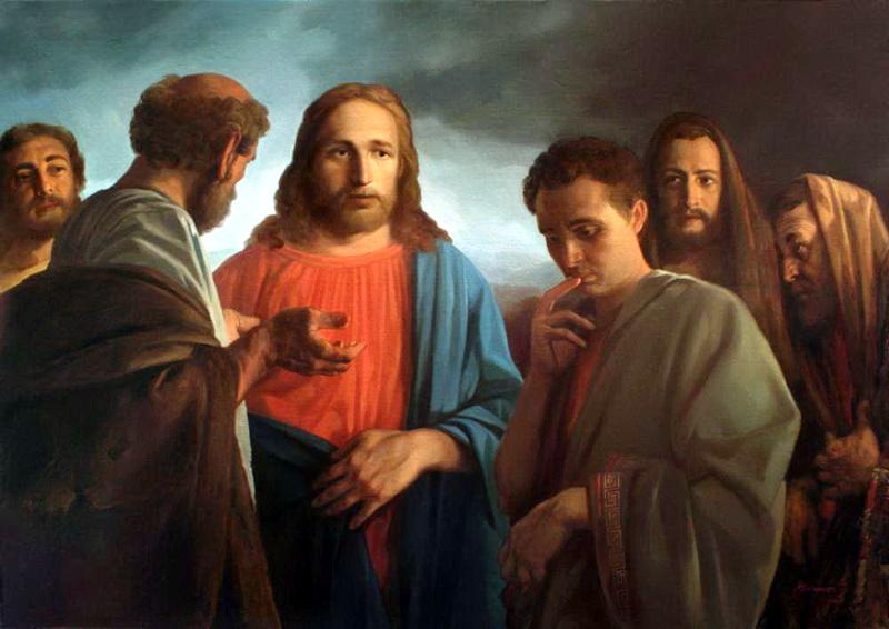 Архиерейская Литургия в Неделю 12-ю по Пятидесятнице