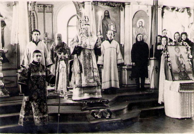 Митрополит Алма-Атинский и Казахстанский Иосиф (Чернов; 1893 — † 1975)