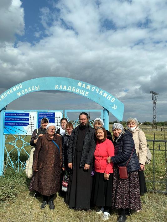 По святыням Казахстанской земли