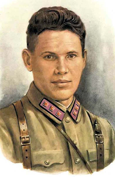 Капитан Клочков В.Г.