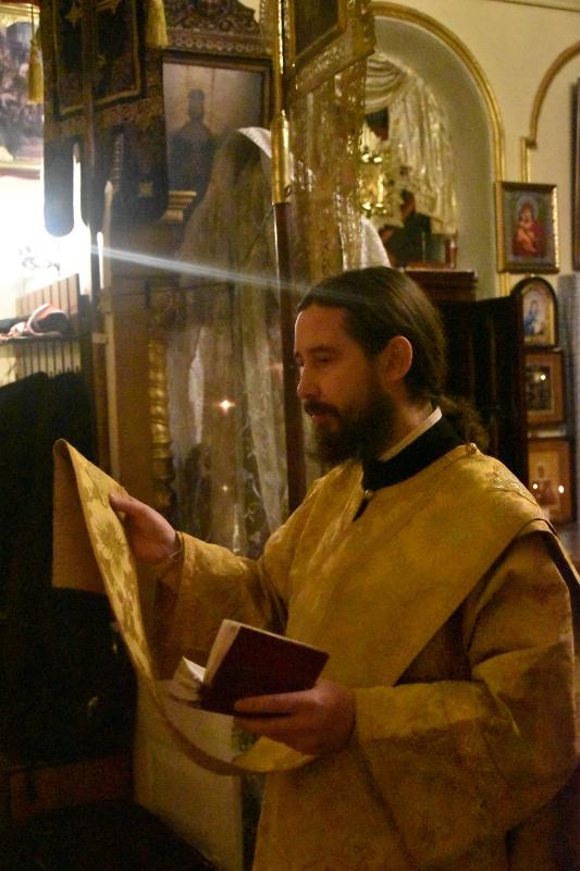 Архиерейская Литургия в праздник святителя Иоанна Златоустого
