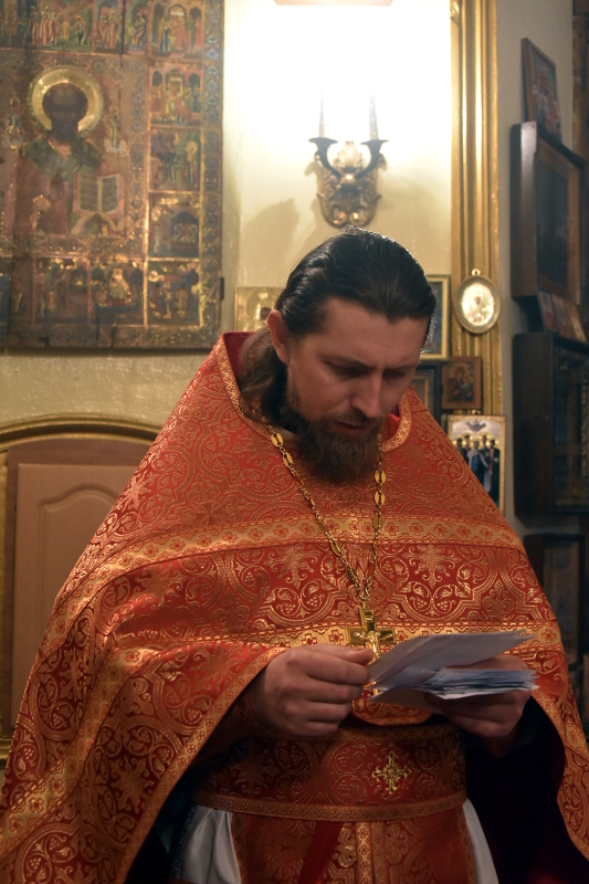 Архиерейская Литургия в праздник святой великомученицы Екатерины