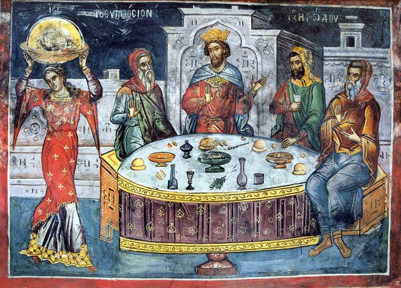 Архиерейская Литургия в Неделю 29-ю по Пятидесятнице