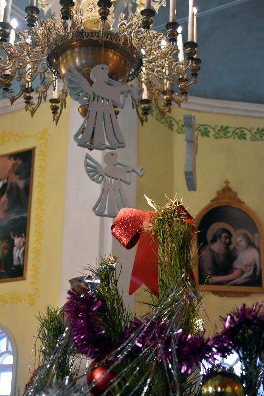 Празднование Рождества Христова в Кафедральном соборе