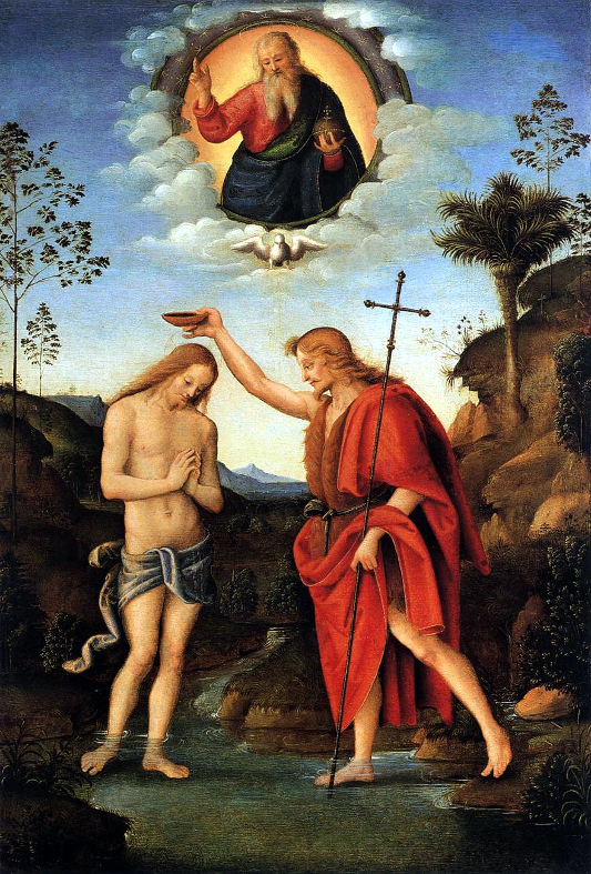 Праздник Крещения Господня в Кафедральном соборе