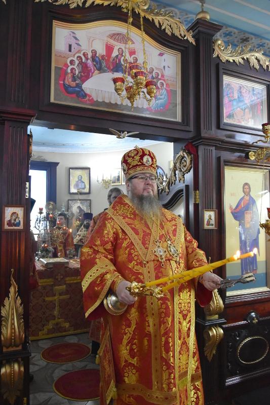 100-летие мученической кончины Мефодия (Красноперова), епископа Петропавловского