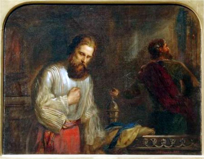Божественная Литургия в Неделю о Мытаре и Фарисее