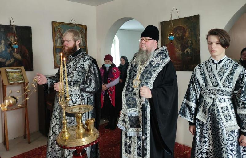 Литургия Преждеосвященных Даров в день памяти святителя Григория Двоеслова