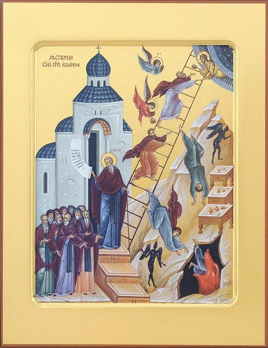 Архиерейская Литургия в Неделю 4-ю Великого поста