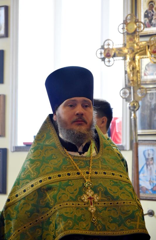 Протоиерей Сергий Первушин