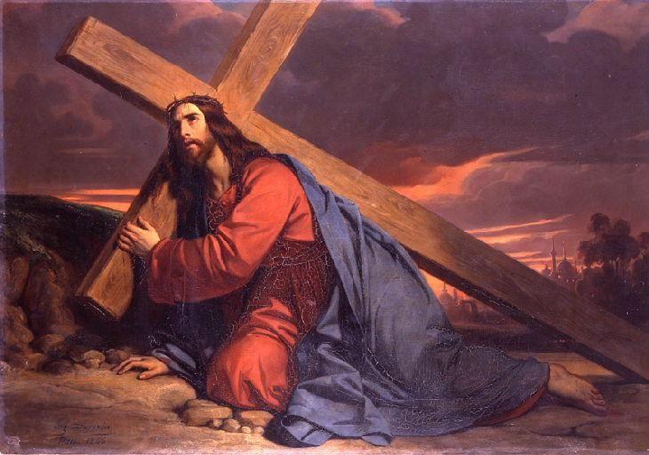 Служба с чтением 12 Евангелий Святых Страстей Господа нашего Иисуса Христа в Кафедральном соборе