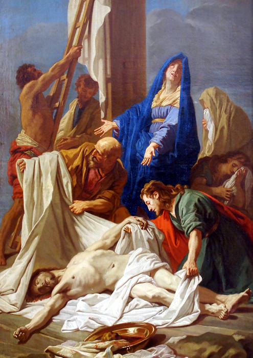 Архиерейское Богослужение в Страстную субботу
