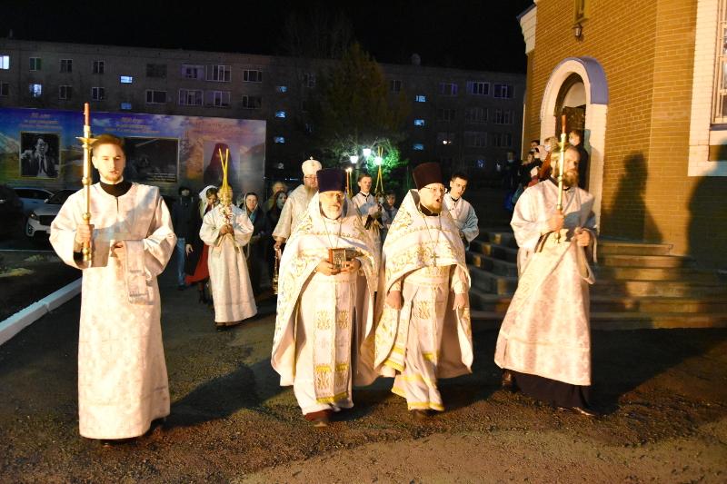 Праздников Праздник и Торжество из Торжеств — Светлое Христово Воскресение 2021 года