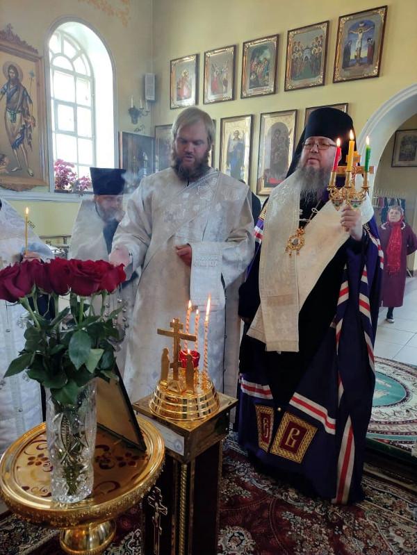 Преставился ко Господу Высокопреосвященный Елевферий, архиепископ Чимкентский и Таразский
