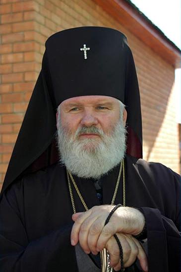 Высокопреосвященный Елевферий, архиепископ Чимкентский и Таразский