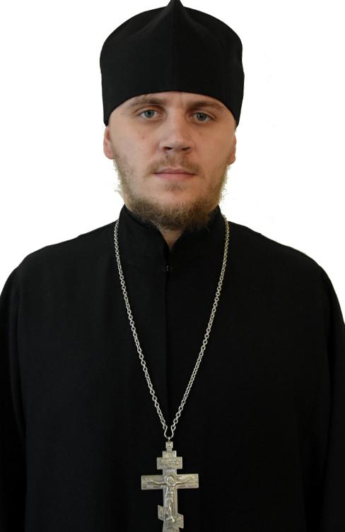 Иерей Владислав Овчаров