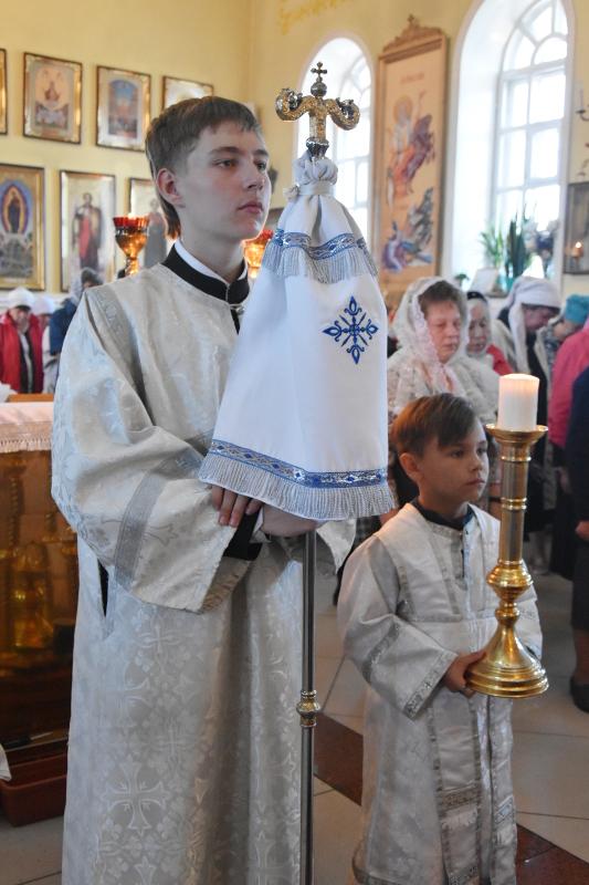 День Поминовения усопших в Кафедральном соборе
