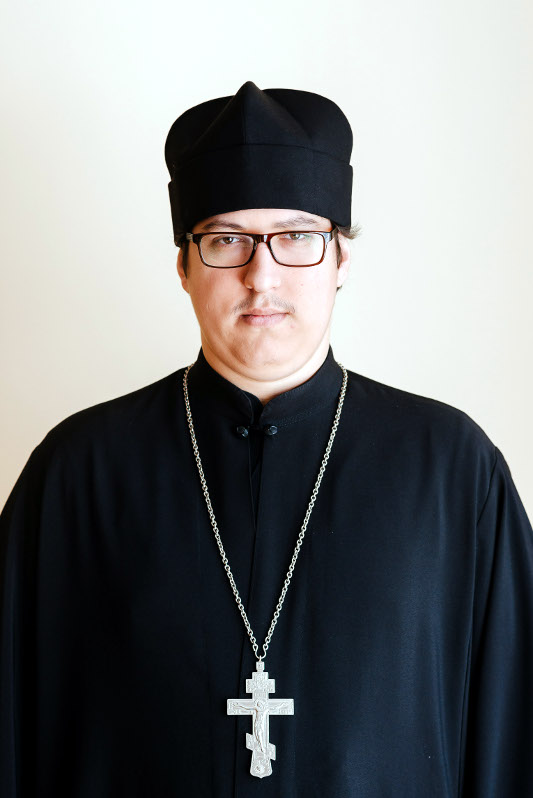 Иерей Антоний Чуриков