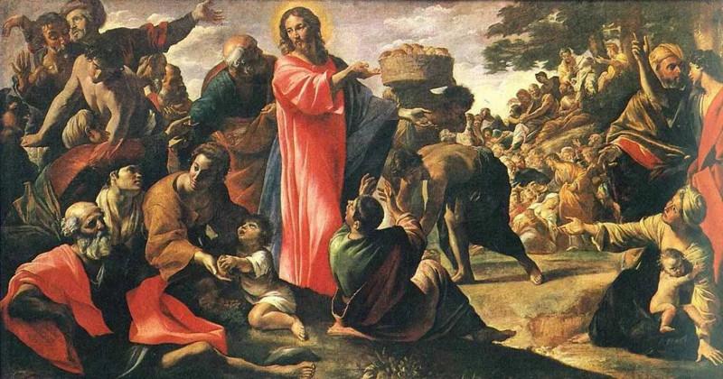 Божественная Литургия в Неделю 8-ю по Пятидесятнице