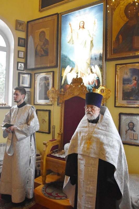 Архиерейское Богослужение в Праздник Преображения Господа Нашего Иисуса Христа