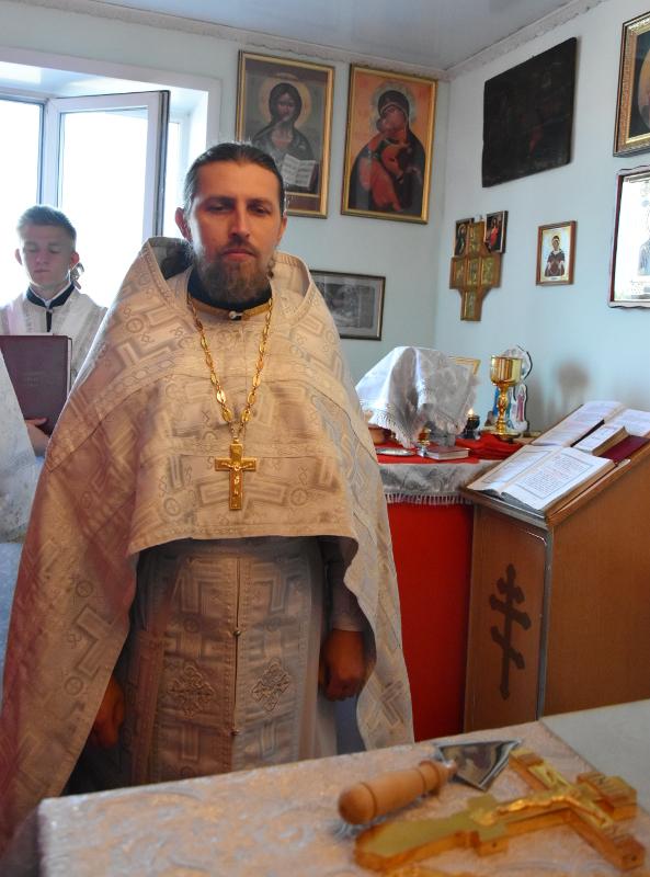 Архиерейская Литургия в Неделю 9-ю по Пятидесятнице