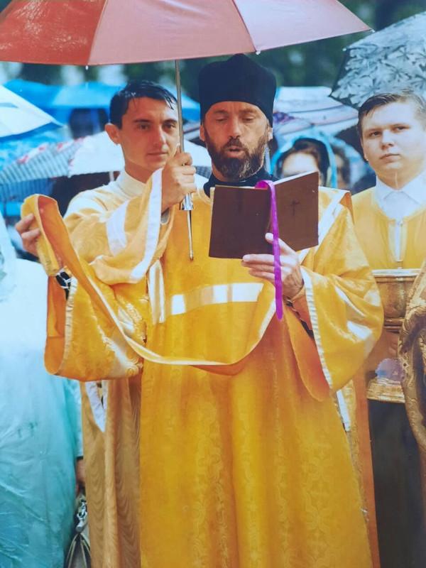 Отошел ко Господу заштатный клирик епархии
